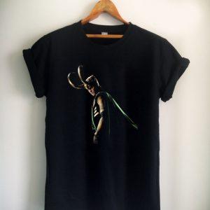 Avengers Loki Unisex Tshirt