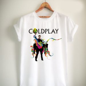 Coldplay Rock Band Unisex Tshirt