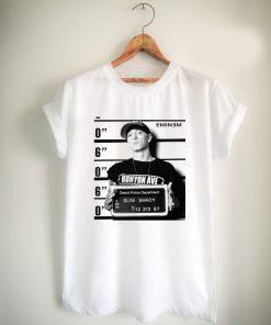 Eminem Mugshot Unisex Tshirt