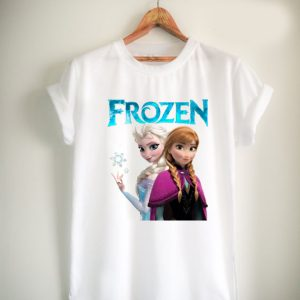 FROZEN princess anna and elsa Unisex Tshirt