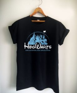 Harry Potter Funny Hogwarts Now Accepting Unisex Tshirt