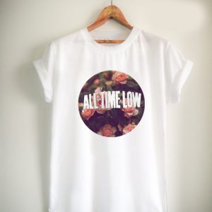 all time low sunflower Unisex Tshirt