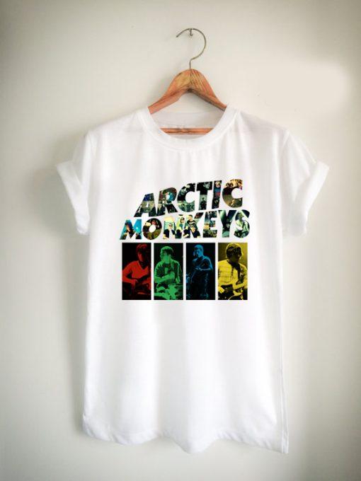 arctic monkeys uk Unisex Tshirt