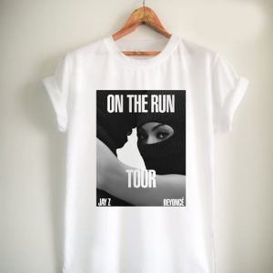 beyonce and jay Z on the run Unisex Tshirt
