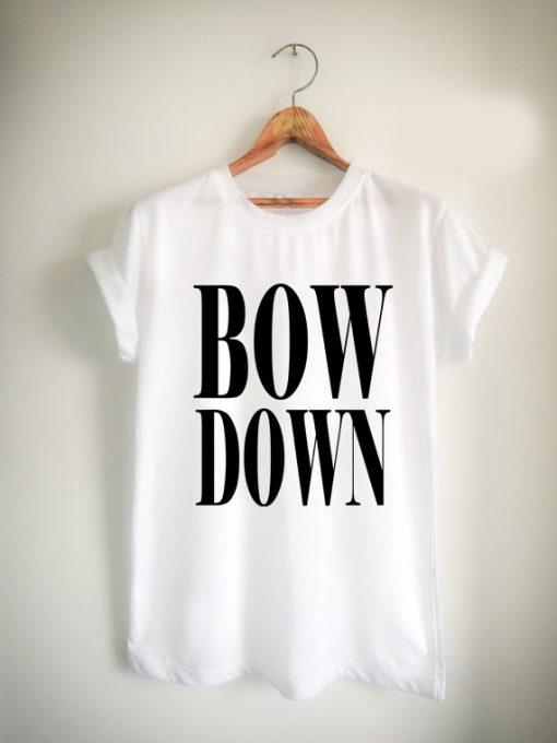 beyonce bow down Unisex Tshirt