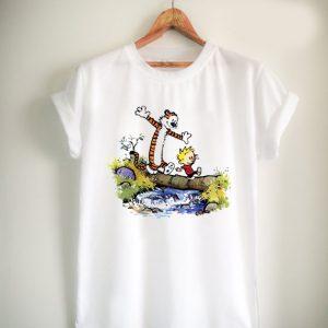 calvin and hobbes Unisex Tshirt