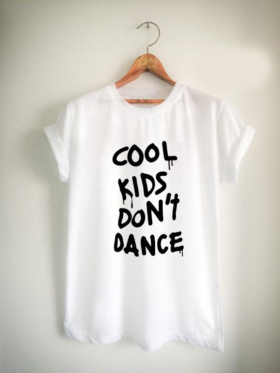cool Kids Don't Dance,One Direction Zayn Malik Unisex Tshirt