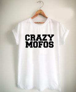 cool crazy mofos Unisex Tshirt