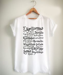 harry potter spell Unisex Tshirt