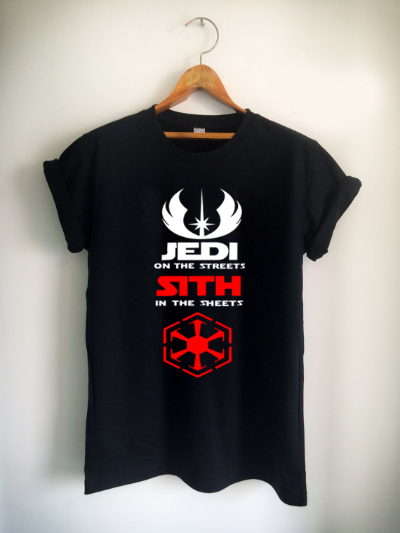 jedi on the steets stars war Unisex Tshirt