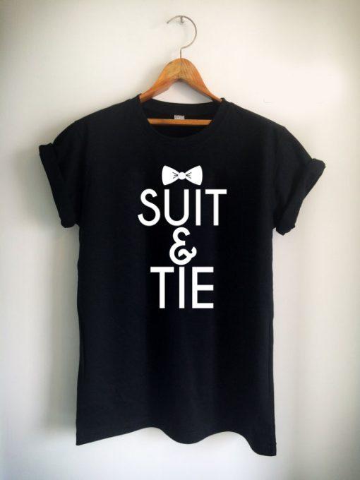 justin timberlake suit & tie Unisex Tshirt