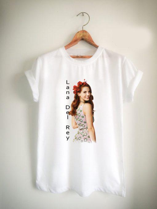 lana del rey smile Unisex Tshirt