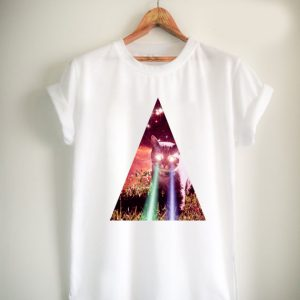 triangel cat Unisex Tshirt