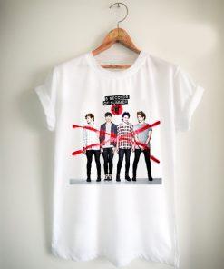 5 Seconds of Summer Unisex Tshirt