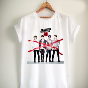 5 Seconds of Summer Unisex Tshirt