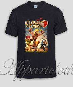 Clash of Clans war-again Unisex Tshirt
