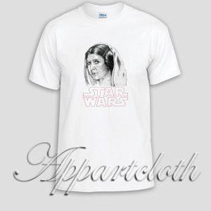 Princess Leia Unisex Tshirt