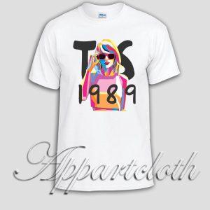 Taylor Swift 1989 Unisex Tshirt