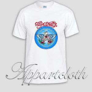 Wayne's World Garth Aerosmith Unisex Tshirt