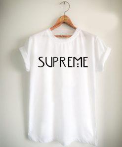 supreme Unisex Tshirt