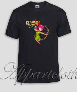archer funny clash of clan games Unisex Tshirt