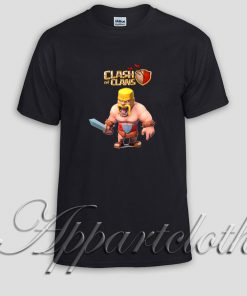 barbarian clash of clans Unisex Tshirt