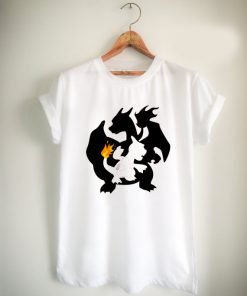 charmeleon charizard Unisex Tshirt