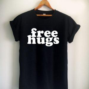 free hugs Unisex Tshirt