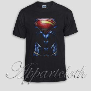 superman body Unisex Tshirt