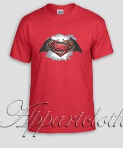 superman vs batman Unisex Tshirt