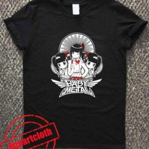 Baby Metal Chibi Unisex Tshirt