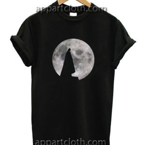 Batman Dark Knight Moon Unisex Tshirt