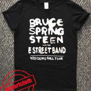 Bruce Springsteen and the E Street Unisex Tshirt