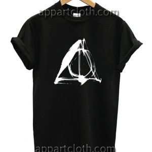 Deathly Hallows Harry Potter Magic Unisex Tshirt