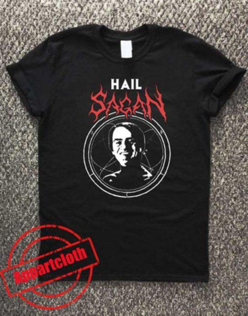 HAIL SAGAN Unisex Tshirt