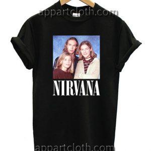Nirvana Hanson Unisex Tshirt