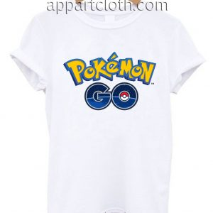 Pokemon Go Unisex Tshirt