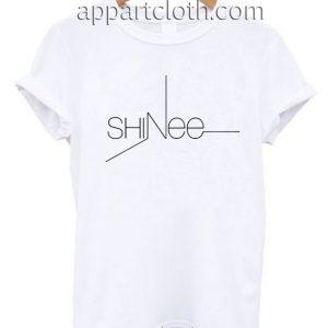 Shinee Unisex Tshirt