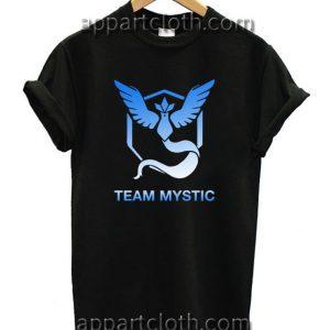 Team Mystic Pokemon Go Unisex Tshirt