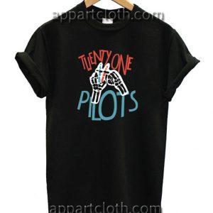 Twenty one pilots 04 Unisex Tshirt