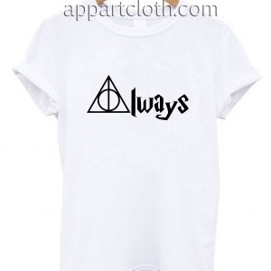 Always Harry Potter Logo 01 Unisex Tshirt