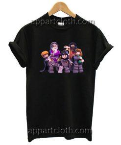 Lego Harry Potter Unisex Tshirt
