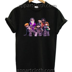 Lego Harry Potter Unisex Tshirt