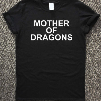 mother of dragons Unisex Tshirt