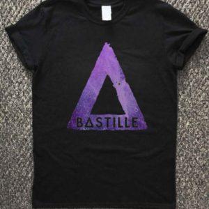 Bastille Nebula Unisex Tshirt