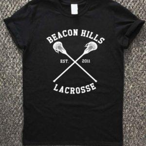 Beacon Hills Logo Unisex Tshirt