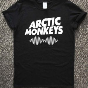 arctic monkeys premium tour logo t-shirt unisex adults size s to 2xl