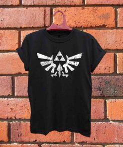 Triforce zelda T Shirt Unisex Adults Size S to 2XL