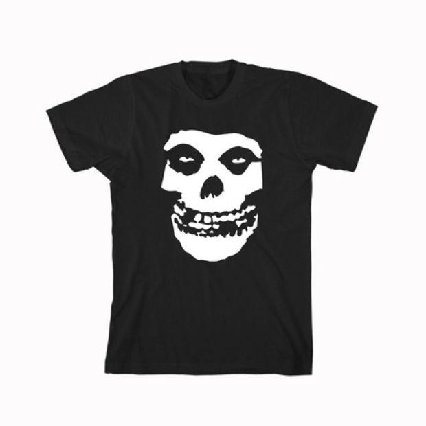 Misfits Skull Tshirt