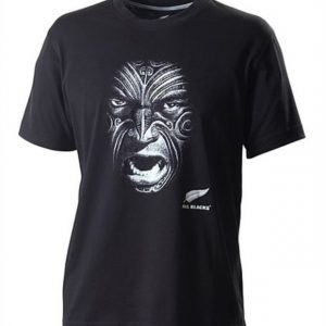 New Zealand All Blacks Rugby Face Unisex Tshirt
